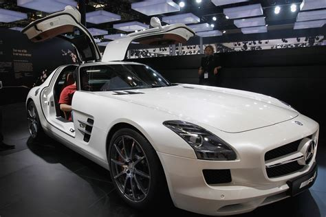 The Most Expensive Luxury Cars To Own Business