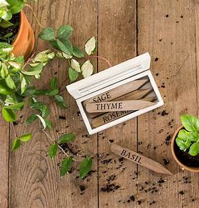 Herbal Plant Stakes - Magnolia Chip & Joanna Gaines