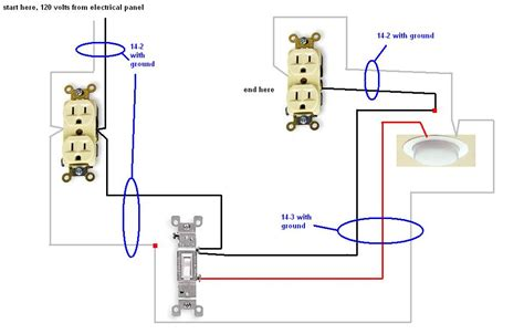 wiring   circuit   garage
