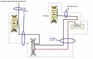 I Am Wiring A New Circuit For My Garage    I Want To  1  Add New Circuit Breaker 2  Add 2