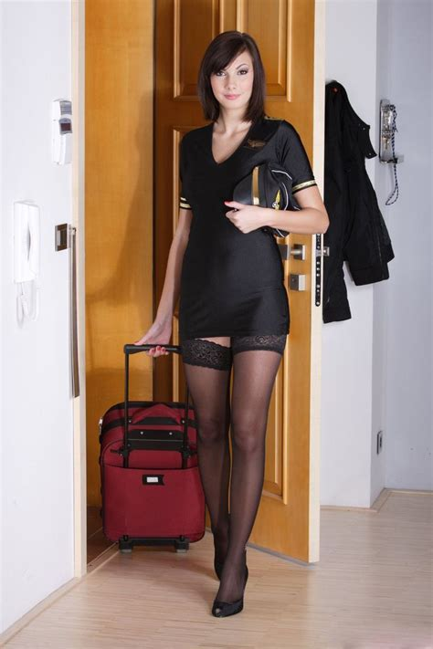 Hot Sexy Stewardess Costume In German ~ World Stewardess Crews