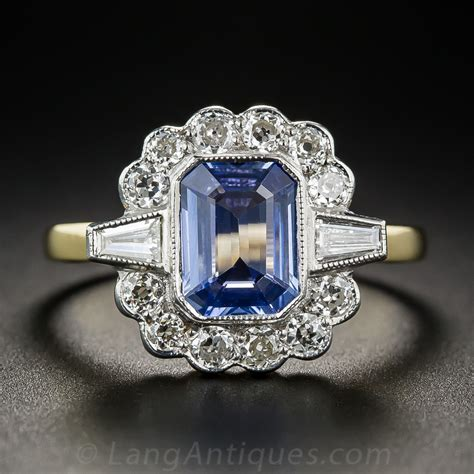 160 Carat Vintage Style Emerald Cut Sapphire And Diamond. Arabic Rings. Pre Wedding Wedding Rings. Utility Wedding Rings. Enhancer Wedding Rings. Worn Celebrity Engagement Rings. Designer Male Wedding Engagement Rings. Tamra Judge Wedding Rings. Beach Wedding Wedding Rings