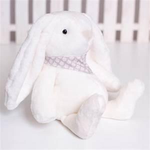 Fluffy Bunny Sewing Pattern, Soft Animal PDF Tutorial ...