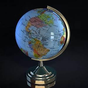 Globe 3D models 3D Model Download,Free 3D Models Download