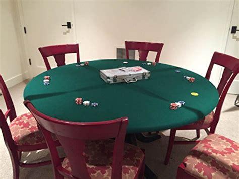 round felt game table cover green felt poker table cover fitted poker tablecloth
