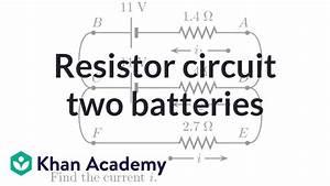 Load Resistors In Series