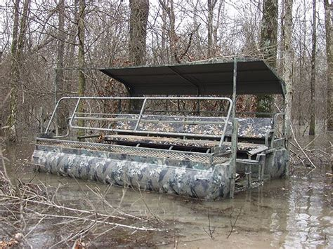 War Eagle Shallow Water Boats by 16 Best Duck Blinds Images On Waterfowl