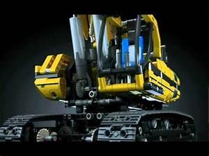 Aufbewahrungsbox Für Lego : f r echte m nner der lego technic raupenbagger youtube ~ Buech-reservation.com Haus und Dekorationen