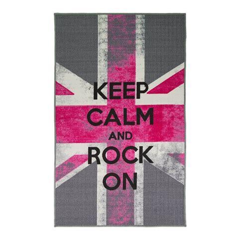 tapis chambre ado rock on flair rugs 100x160