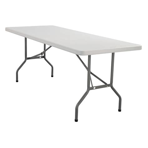 national public seating table national public seating bt3000 series blow molded plastic