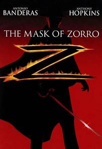 Movie poster for The Mask of Zorro - Flicks