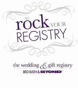 Bed bath beyond gift registry programname change blog for Bed bath and beyond wedding gifts