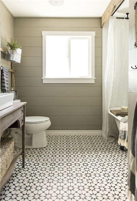 Moroccan Bathroom Floor Tiles by Why Moroccan Tile Print Vinyl Flooring Is So Right