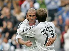The Zidane dynasty Zinedine has four sons coming through