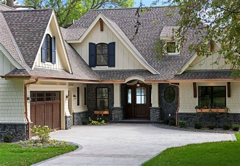 Classic Lake Cottage Home Design  Home Bunch Interior
