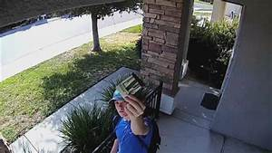 Surveillance video captures stranger returning wallet ...