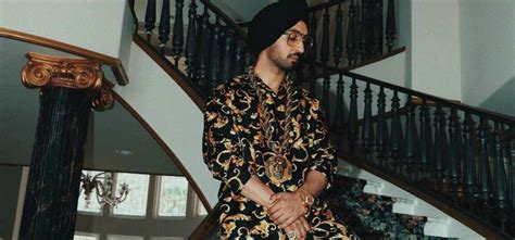 Diljit Dosanjh Basically Wore The Same Outfit As Beyonce