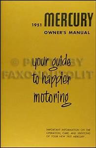 1951 1955 Lincoln Automatic Transmission Repair Shop Manual Original