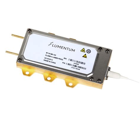 915nm, 140W Fiber Coupled Module from JDS Uniphase Lumentum