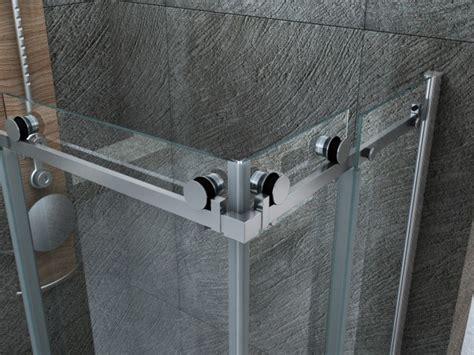 box doccia senza profili box doccia con doppia porta scorrevole senza profili quot 046 quot