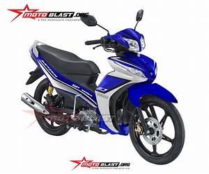 New Striping Yamaha Jupiter Z1
