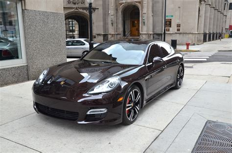 2013 Porsche Panamera Turbo Stock # Gc1055 For Sale Near