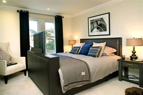 Ideas For Mens Bedroom by Mens Bedroom Ideas For A Contemporary Bedroom With A