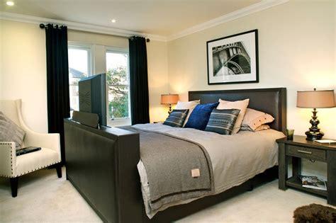 Male Bedroom Decorating Ideas, Masculine Bedroom