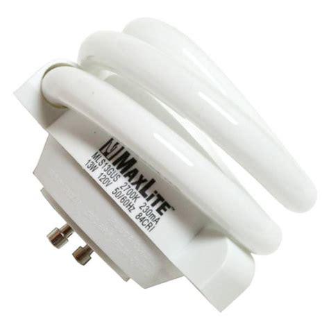 twist and lock light bulb maxlite 70441 twist style twist and lock base compact