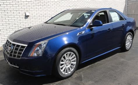 Cadillac Cts Blue by Opulent Blue 2012 Cadillac Cts Paint Cross Reference