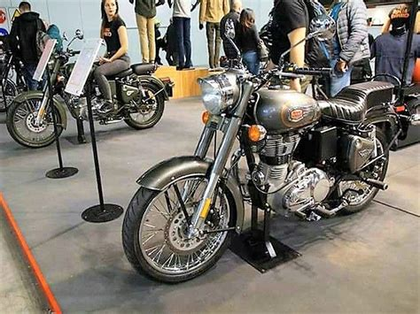 royal enfield bullet  abs classic  abs officially