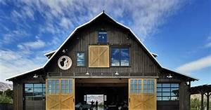 Gorgeous, Washington, Barn, House, Marries, Rustic, Elements, With, Modern, Style