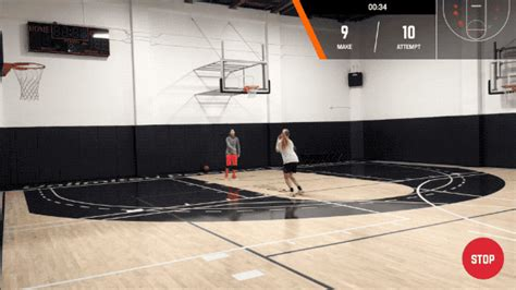 app   ai    improve  basketball