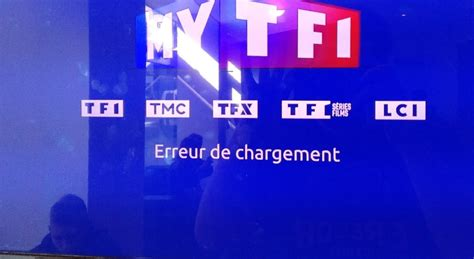 Le Service Mytf1 Est Inaccessible