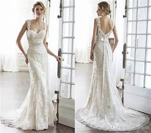 new 2016 sweetheart backless sheath wedding dresses With beaded sheath wedding dress