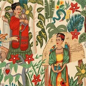 Frida Kahlo Kissen : gro e kunst wohnen als hommage an frida kahlo ~ One.caynefoto.club Haus und Dekorationen