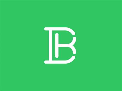 bk monogram  leo  dribbble
