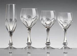 Service De Verre En Cristal : verres en cristal cotes plates verres en cristal ~ Teatrodelosmanantiales.com Idées de Décoration