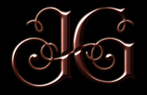 jg monogram red stencil patterns monogram stencils