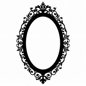 Oval Victorian Frame Clipart # ... | Architecture ...
