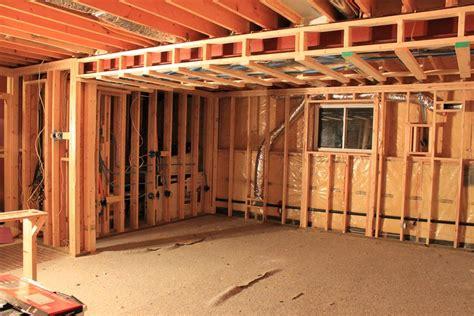 Basement Framing Soffit  Basement Gallery
