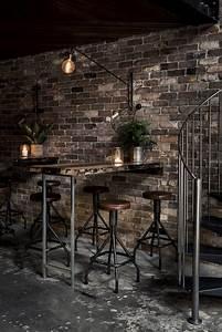 Donny's Bar in Sydney, Australia, designed by Luchetti