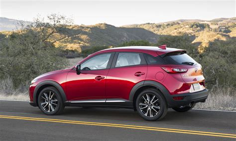 2016 Mazda Cx3 First Drive Review  » Autonxt
