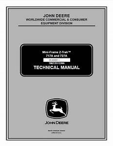 John Deere 717a 727a Mini