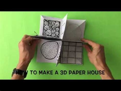 paper house youtube