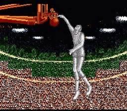 Double Dribble NES online game