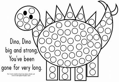 Coloring Dot Pages Popular