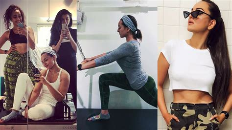 sonakshi sinha diet fitness weight body loss routine workout instagram vogue