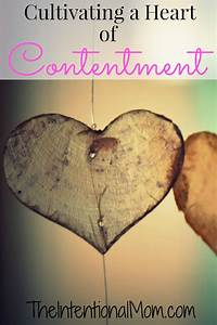 Cultivating A Heart Of Contentment