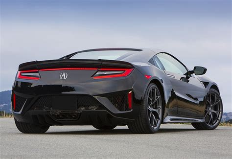 2017 acura nsx specifications photo price information